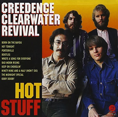 Creedence Clearwater Revival Hot Stuff