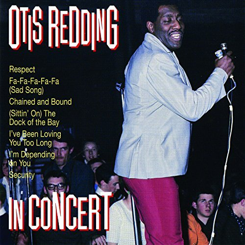 Otis Redding In Concert CD R