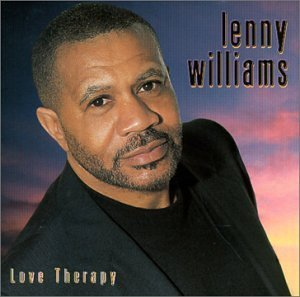 Lenny Williams Love Therapy CD R