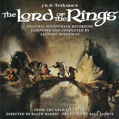 Various Artists Lord Of The Rings 1978 CD R