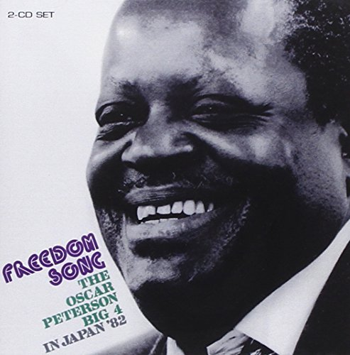 Oscar Peterson Freedom Songbook 2 CD