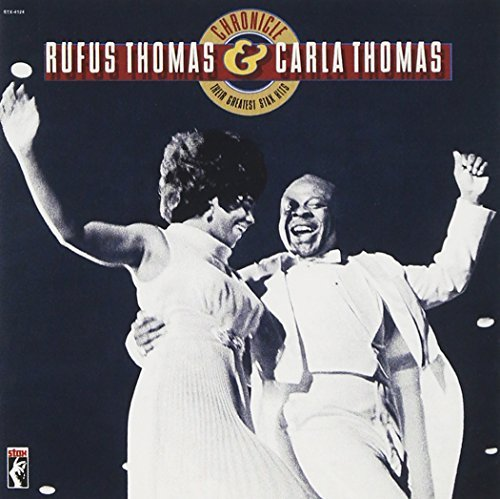 Rufus & Carla Thomas Chronicle Their Greatest Stax CD R