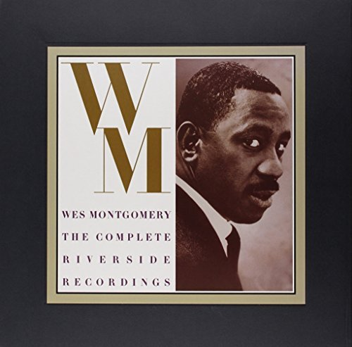 Wes Montgomery Complete Riverside Recordings 12 CD