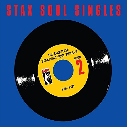 Complete Stax Volt Soul Single Vol. 2 1968 71 9 CD