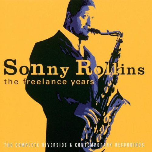 Sonny Rollins Freelance Years Complete River Monk Rollins Dorham Lincoln 5 CD