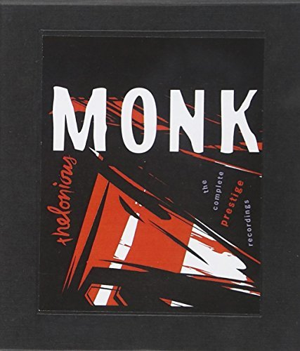 Thelonious Monk Complete Prestige Recordings 3 CD