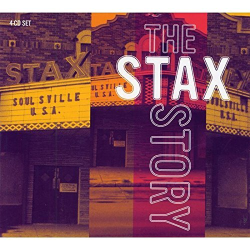 Stax Story Stax Story Hayes Taylor King Redding 4 CD