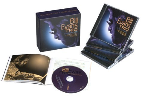 Bill Trio Evans Consecration 8 CD
