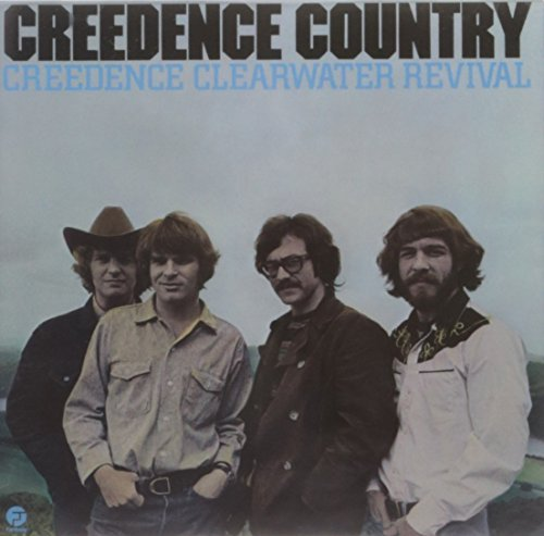 Creedence Clearwater Revival Creedence Country