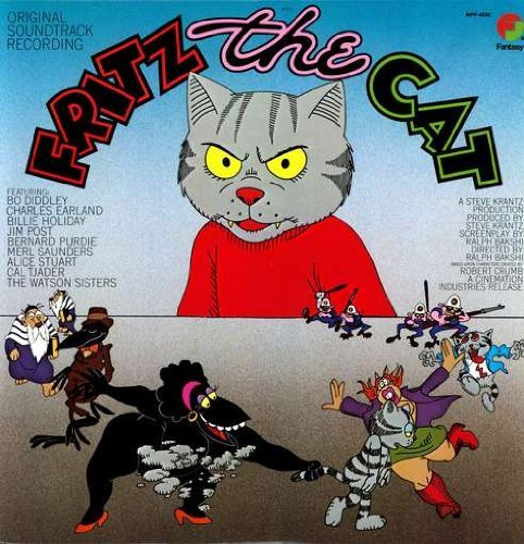 Various Artists Fritz The Cat
