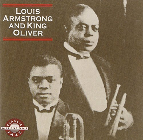 Armstrong Oliver Louis Armstrong & King Oliver 2 On 1