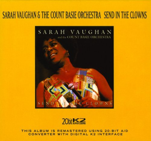 Vaughan Count Basie Orchestra Send In The Clowns