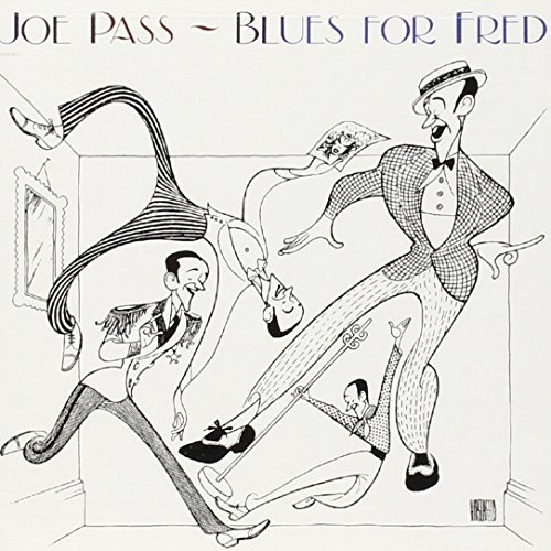 Joe Pass Blues For Fred