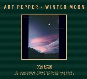 Art Pepper Winter Moon Remastered