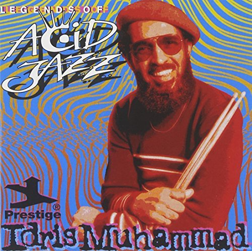 Idris Muhammad Legends Of Acid Jazz CD R Legends Of Acid Jazz
