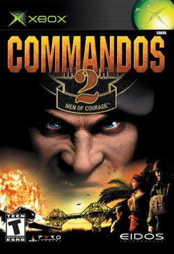 Xbox Commandos 2 Men Of Courage Rp