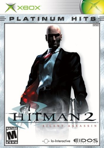Xbox Hitman 2 Silent Assassin M