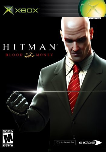 Xbox Hitman Blood Money