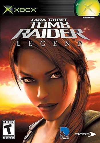 Xbox Tomb Raider Legends