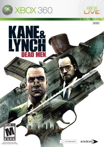 X360 Kane & Lynch Square Enix Llc M