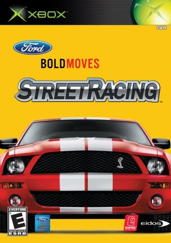 Xbox Ford Street Racing