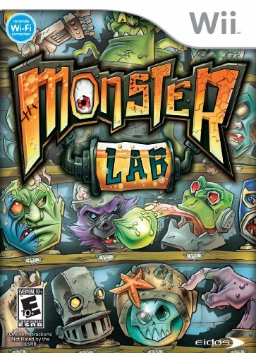 Wii Monster Lab