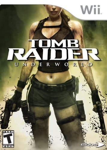 Wii Tomb Raider Underworld