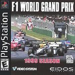 Psx Official Formula 1 Racing '99 Rp