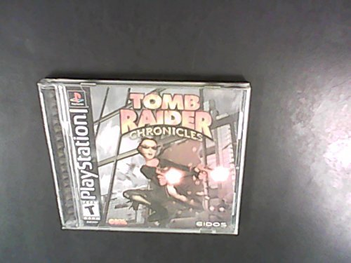 Psx Tomb Raider Chronicles T