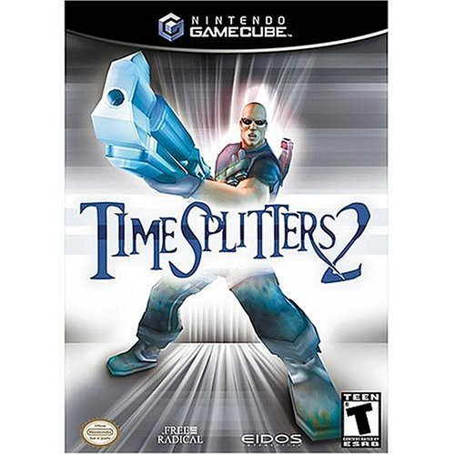 Cube Time Splitters 2 T