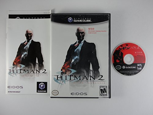 Cube Hitman 2 Silent Assassin
