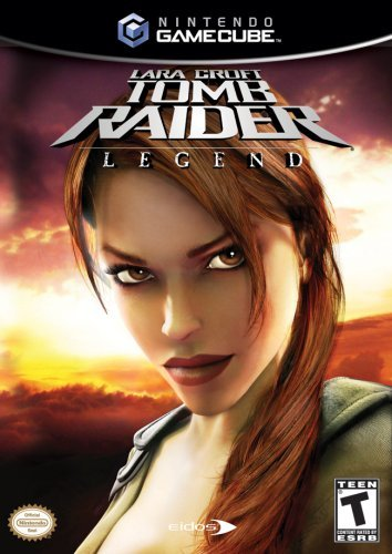 Cube Tomb Raider Legend