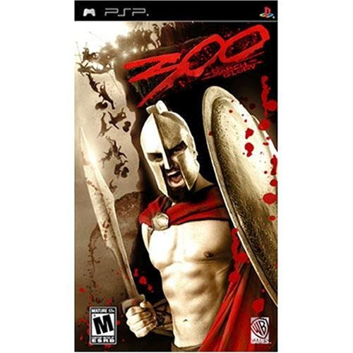 Psp 300 March To Glory Eidos Interactive M