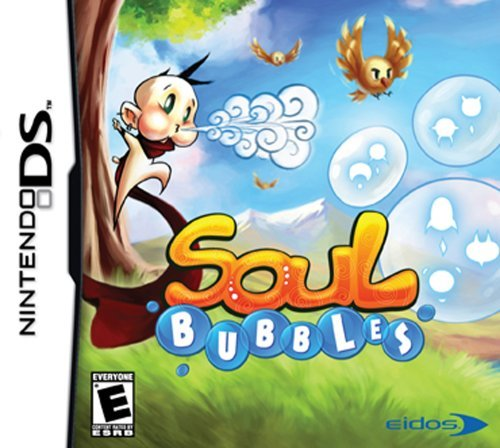 Nintendo Ds Soul Bubbles