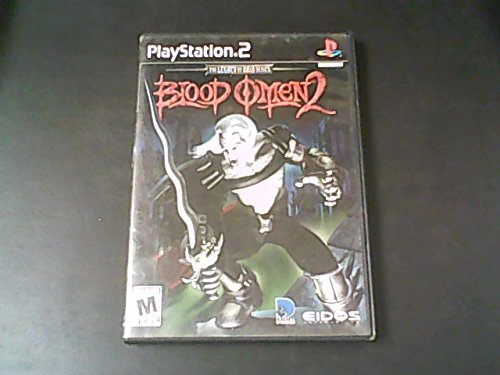 Ps2 Blood Omen 2 Rp