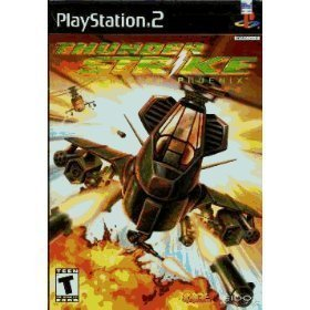 Ps2 Thunderstrike Operation Phoeni T
