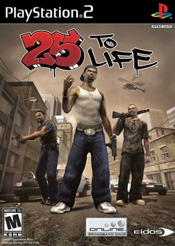 Ps2 25 To Life
