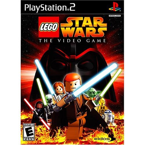 Ps2 Lego Starwars