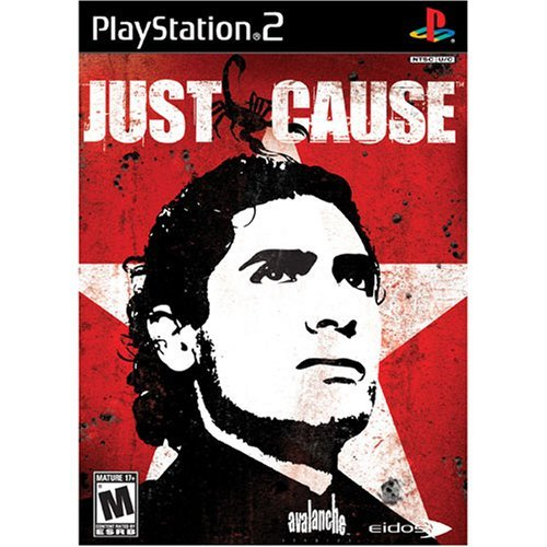 Ps2 Just Cause