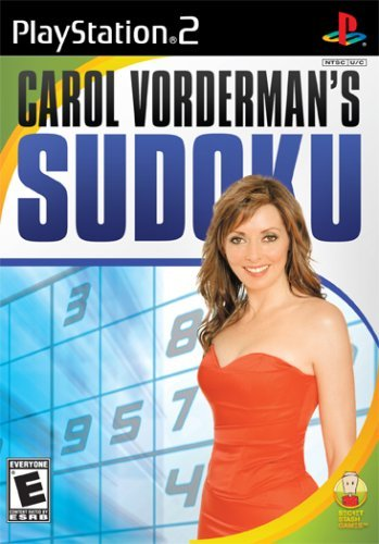 Ps2 Sudoku Carol Vorderman's