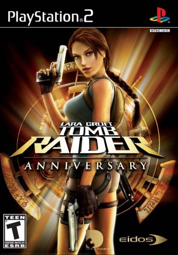 Ps2 Tomb Raider Anniversary