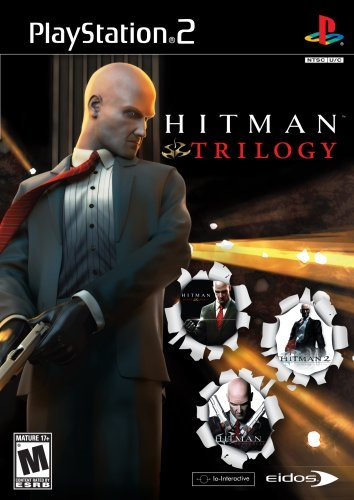 Ps2 Hitman Trilogy