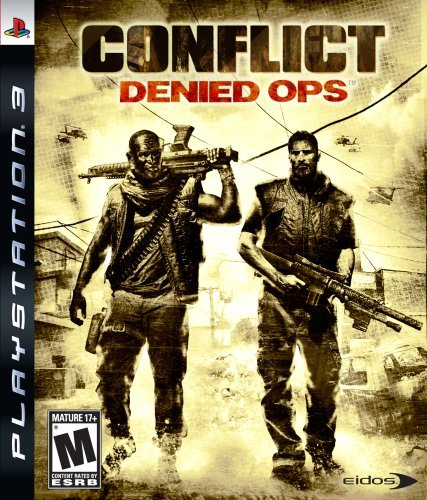 Ps3 Conflict Denied Ops