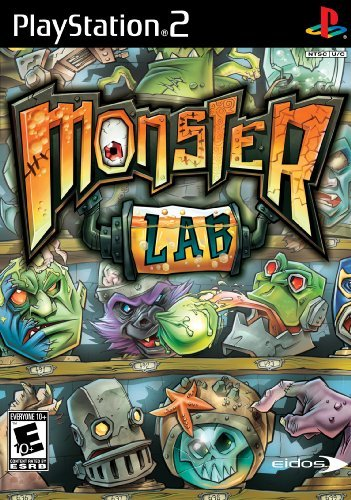 Ps2 Monster Lab