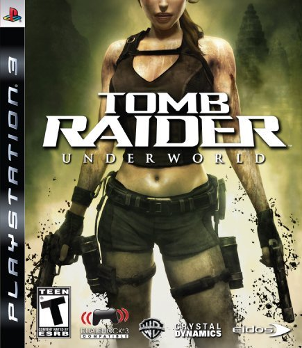 Ps3 Tomb Raider Underworld Square Enix Llc Rp