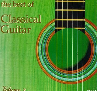 Best Of Classical Guitar Vol. 2 Best Of Classical Guita Russell Aussel Tennant Lagq &