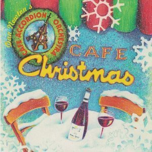 Cafe Accordion Orchestra Cafe Christmas