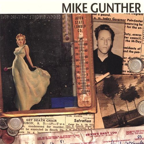 Mike Gunther Every Dream Thats Dropped & Di