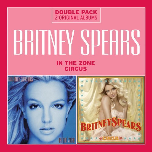 Britney Spears In The Zone Circus Import Gbr