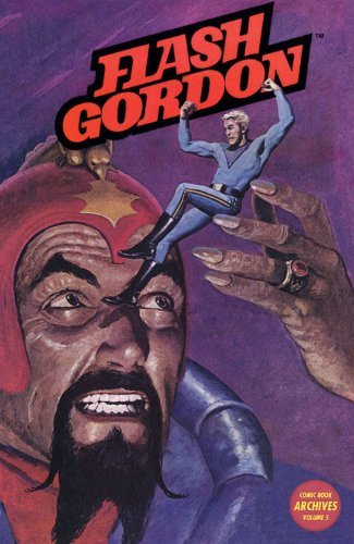 Various Flash Gordon Comic Book Archives Volume 5